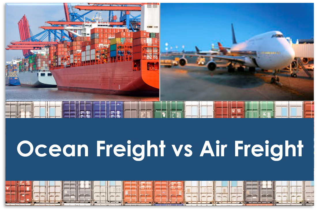 Ocean and Air Freight